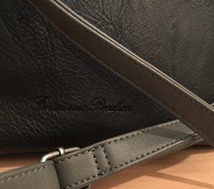 Fritzi aus Preußen Crossbag Tasche schwarz grau
