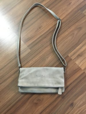 Fritzi aus preußen Crossbody bag silver-colored-grey