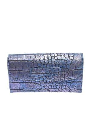 Fritzi aus preußen Geldbörse blau Animalmuster Casual-Look