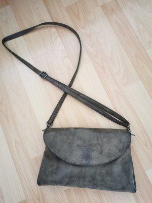 Fritzi aus preußen Crossbody bag taupe-grey brown