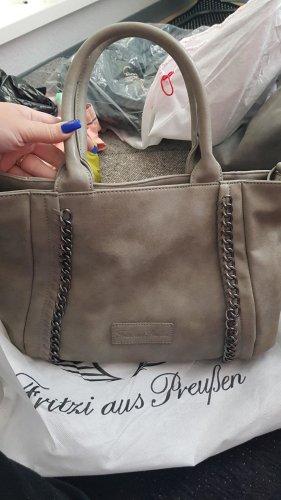 Fritzi aus preußen Handbag light grey