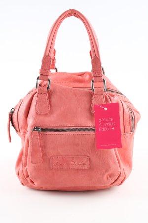 Fritzi aus preußen Henkeltasche pink Casual-Look