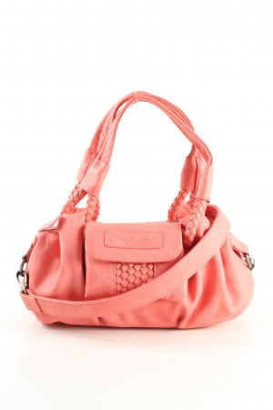 Fritzi aus preußen Carry Bag pink themed print casual look