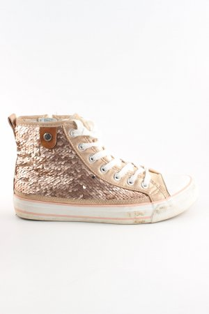 Fritzi aus preußen High Top Sneaker nude-white casual look