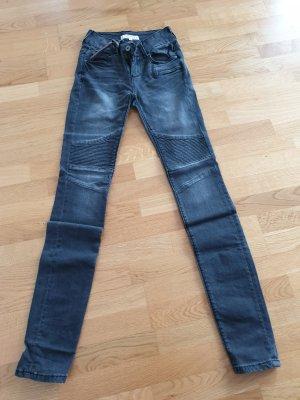 Fritzi aus preußen Skinny Jeans grey