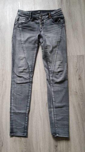 Fritzi aus preußen Skinny Jeans multicolored