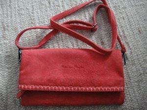 Fritzi aus preußen Shoulder Bag red leather