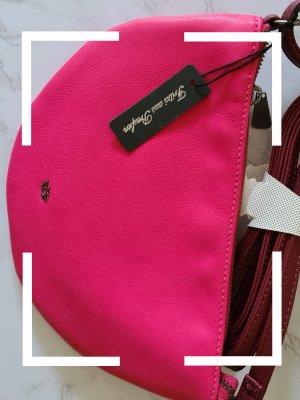 Fritzi aus Preußen Mini Saddle, pink, NEU