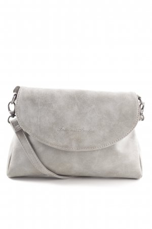 Fritzi aus preußen Mini Bag light grey casual look