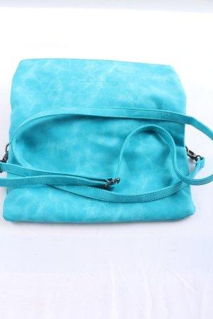 Fritzi aus preußen Shoulder Bag turquoise casual look