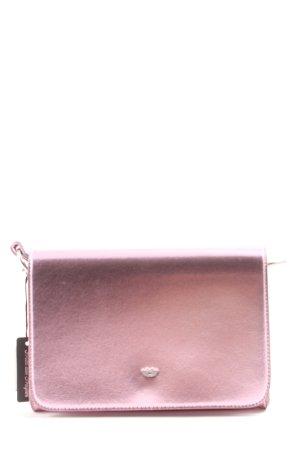 Fritzi aus preußen Schultertasche pink Casual-Look