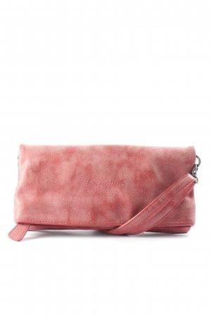Fritzi aus preußen Schultertasche pink meliert Casual-Look