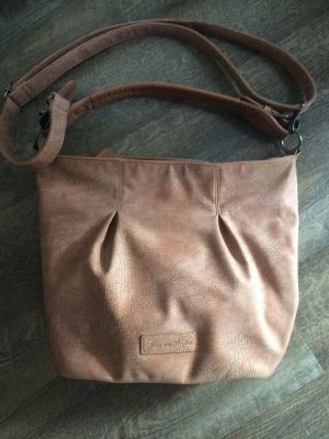 Fritzi aus preußen Shopper beige-light brown polyurethane