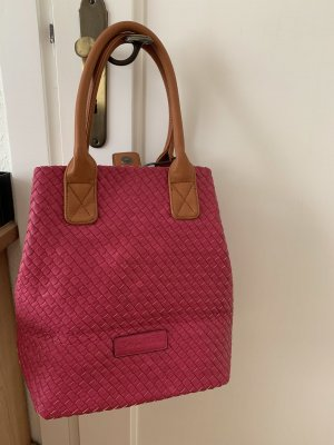 Fritzi aus preußen Shopper raspberry-red