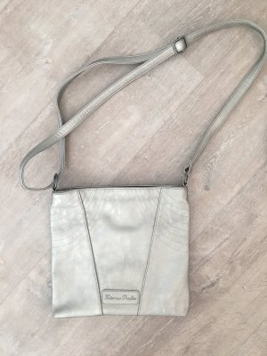 Fritzi aus preußen Crossbody bag silver-colored