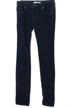 Fritzi aus preußen Stretch Jeans blau Casual-Look