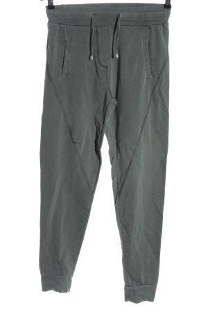 Fritzi aus preußen Pantalon de jogging gris clair style décontracté