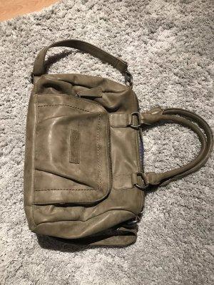 Fritzi aus preußen Handbag grey brown