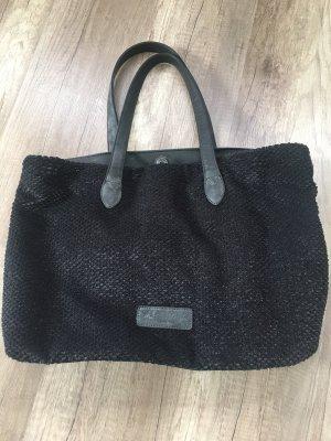 Fritzi aus preußen Handbag anthracite-black