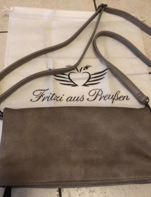 Fritzi aus preußen Shoulder Bag rose-gold-coloured-bronze-colored