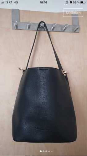 Fritzi aus preußen Shoulder Bag black