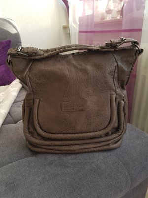 Fritzi aus preußen Handbag dark grey