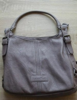Fritzi aus preußen Carry Bag anthracite-taupe