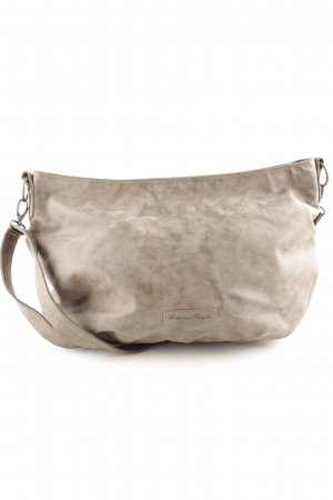 Fritzi aus preußen Crossbody bag natural white-bronze-colored casual look
