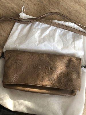 Fritzi aus preußen Crossbody bag light brown
