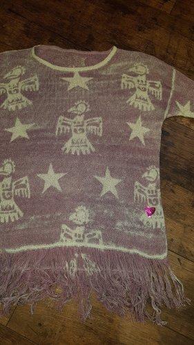 Frogbox Princess goes Hollywood Pulli Pullover Sweater Oberteil Seide Leinen Neu d.g.