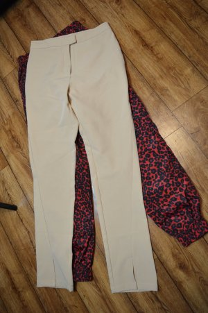 Front Slit Suit Hose beige Nakd Gr. 36
