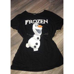 Frozen T shirt Olaf
