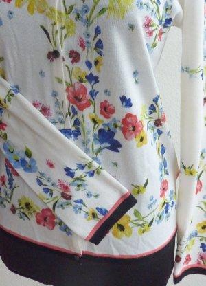 Escada Twin set in maglia multicolore Lana