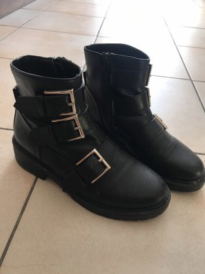 American Apparel Ankle Boots black