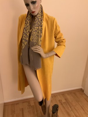 Zara Frock Coat gold orange