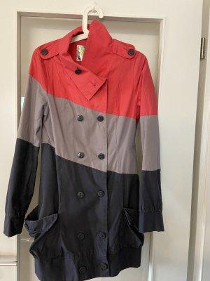 CROPP Between-Seasons-Coat multicolored