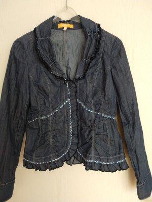 Biba Between-Seasons Jacket multicolored