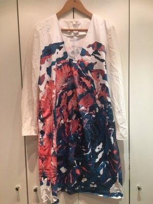 COS Robe trapèze multicolore