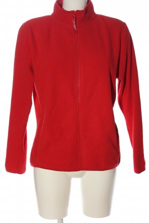 Fruit of the Loom Fleece Jumper red casual look