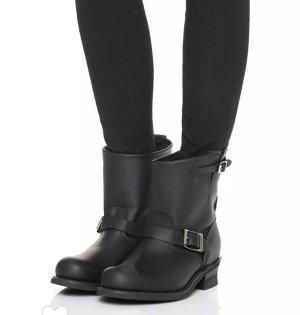 Frye Biker Boots black