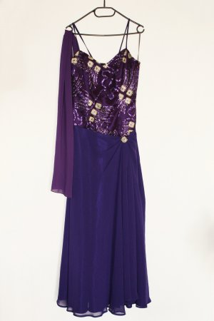 FS Secondhand Abendkleid mit Schal