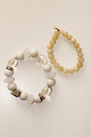 FS Secondhand Brazalete de perlas multicolor