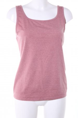 FSBN Basic Top pink meliert Casual-Look