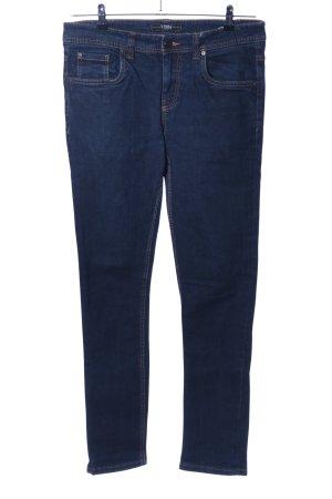 FSBN Skinny Jeans blau Casual-Look