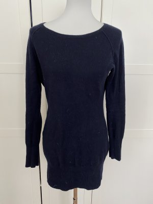 FTC 100 % Cashmere Pullover navy Gr M