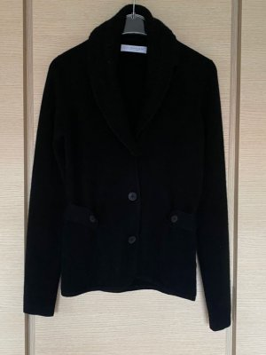 FTC Cashmere Knitted Sweater black