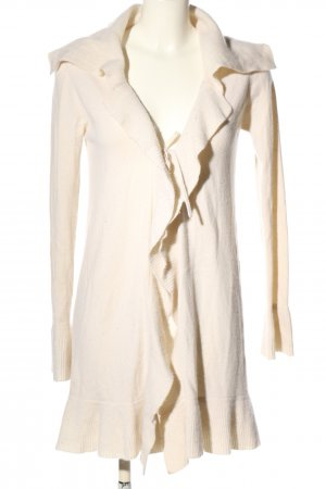 FTC Cashmere Cardigan creme Casual-Look
