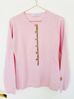 ftc Cashmere Pullover rosa Gr. S NEU