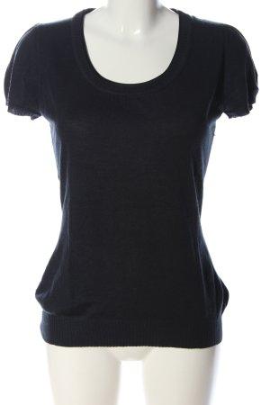 FTC Cashmere Strickshirt blau Casual-Look