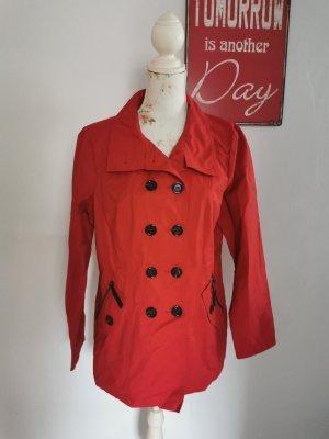 Fuchs Schmitt Military Jacket red-black cotton